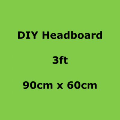diy headboards 3ft 90x60