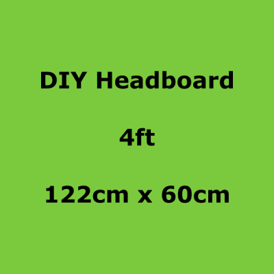diy headboards 4ft 122 x 60cm