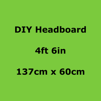 diy headboards 4ft 6in 137 x 60cm
