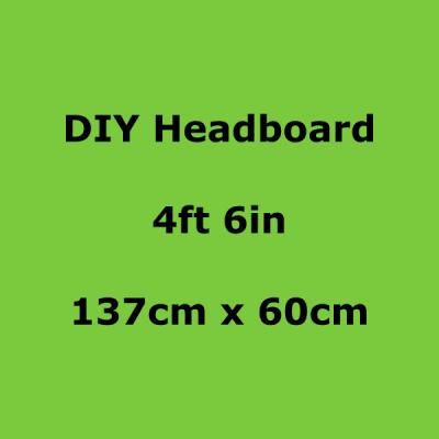 diy headboards 4ft 6in 137 x 60cm