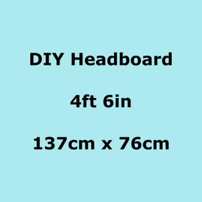 diy headboards 4ft 6in 137 x 76cm