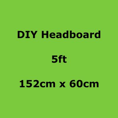 diy headboards 5ft 152 x 60cm