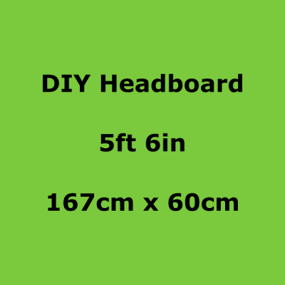diy headboards 5ft 6in 167 x 60cm