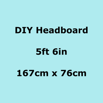 diy headboards 5ft 6in 167 x 76cm