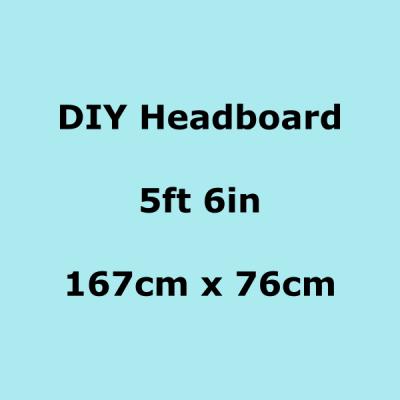 diy headboards 5ft 6in 167 x 76cm
