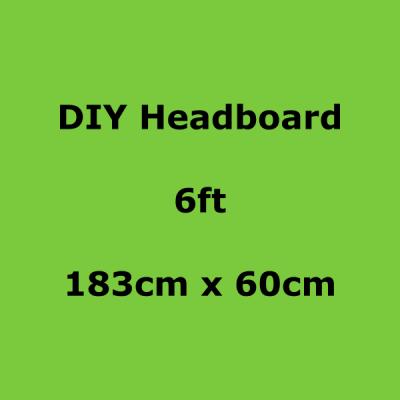 diy headboards 6ft 183 x 60cm