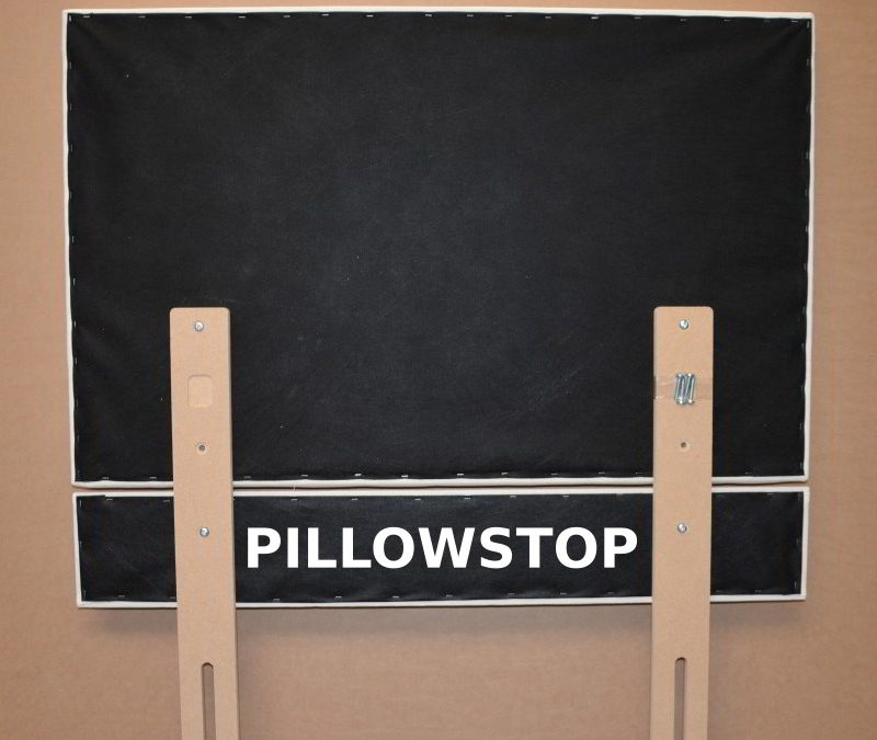 Headboard Pillowstop